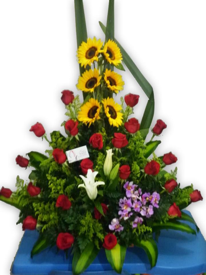 Flores Y Arreglos Florales En Cali Floristeria